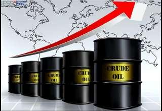 رشد ۷دلاری قیمت نفت ایران در سه هفته اخیر + نمودار