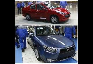 ۲ خودرو جدید در راه بازار ایران