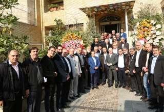 دیدار پرشور اعضاء صنفی با هیئت مدیره جدید اتحادیه طلا و جواهر تهران