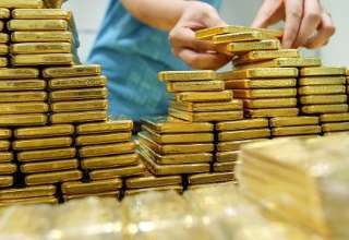 قیمت طلا پس از انتشار مذاکرات فدرال رزرو آمریکا کاهش یافت