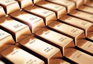 قیمت طلا تحت تاثیر افت ارزش  دلار و افزایش شاخص سهام تغییری نکرد