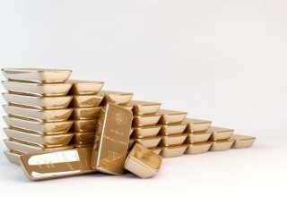 افزایش 27 تنی ذخایر طلای صندوق های سرمایه گذاری