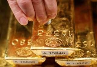 افزایش قیمت جهانی طلا تحت تاثیر رشد نرخ تورم آمریکا