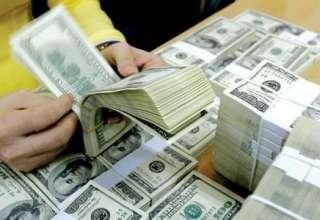 نرخ دلار به حدود ۴۵۰۰ تومان رسید...