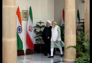 یک بانک ایرانی در هند شعبه می زند