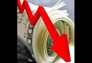 آغاز سقوط دلار از عرش به فرش