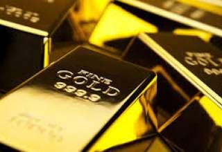 ذخایر طلای صندوق های سرمایه گذاری با افت 5 تنی روبرو شد