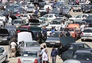 کاهش ۳۰۰ هزار تا ۵ میلیون تومانی قیمت خودرو در بازار+ جدول قیمت خودرو