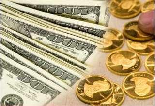 افزایش ۲۹ هزار تومانی سکه تمام/ هر دلار ۴۸۲۰ تومان