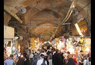 حال و هوای بازار بزرگ تهران در آستانه نوروز