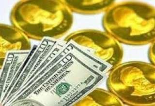 کاهش ۲۰ هزار تومانی قیمت سکه/ افت نرخ دلار و یورو