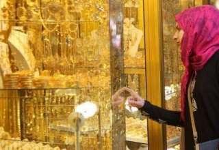قیمت طلا با کاهش بیشتر ارزش دلار افزایش یافت