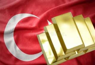 ترکیه طلاهای ذخیره شده در آمریکا را خارج میکند