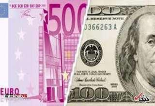 عمر کوتاه ارز تکنرخی/ یوروی 2 نرخی جایگزین دلار شد