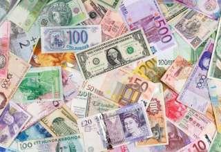 بهای انواع ارز در بازار روز دوشنبه ۳ اردیبهشت