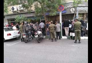 پلمب ۴۴ صرافی غیر مجاز و دستگیری ۳۷ دلال ارز