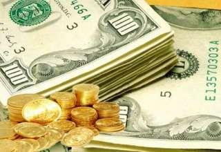 دو روی سکه بازار ارز و سکه