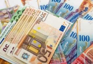 بهای انواع ارز در بازار دوشنبه ۲۴ اردیبهشت