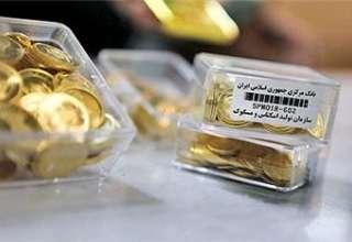 ۴۵۰ هزار سکه در طرح پیشفروش تحویل مشتریان شد