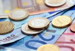 کاهش نرخ ۲۴ ارز/ اُفت ۴۲۲ ریالی یورو