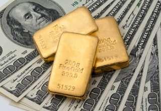 افزایش ارزش دلار در برابر ین ژاپن قیمت طلا را تغییر نداد
