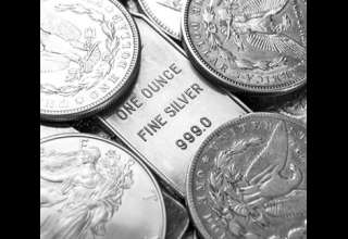 قیمت نقره تا سه ماه آینده 11 درصد افزایش خواهد یافت