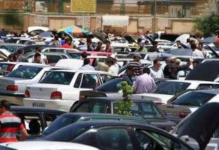 آشفته بازار خودرو بدون نظارت دولت/سکوت عجیب وزیر در مقابل گرانی  + جدول قیمت ها