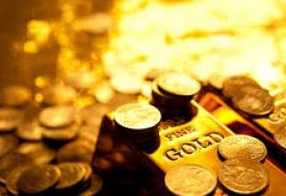 ادامه روند نزولی قیمت طلا همزمان با افزایش ارزش دلار آمریکا