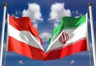 گسترش مبادلات تجاری ایران و اتریش
