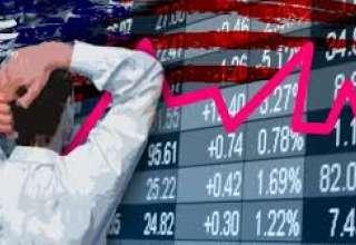 کسری بودجه آمریکا در 9 ماه سال مالی جاری رکورد زد