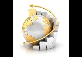 افزایش قیمت جهانی طلا همزمان با کاهش نسبی ارزش دلار