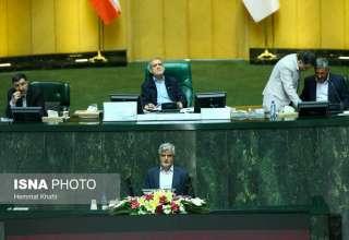سوال «محمود صادقی» از وزیر اقتصاد و حاشیههای جلسه علنی مجلس
