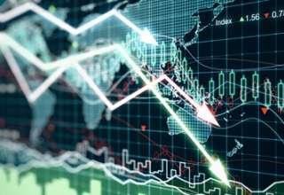 چین جایگاه دومین بازار بزرگ سهام جهان را از دست داد
