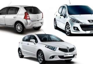 قیمت خودرو امروز ۱۳۹۷/۰۵/۲۳| افزایش ۲میلیون تومانی قیمتها؛ مشتری نیست