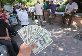 نرخ معقول دلار نهایتا ۳۵۰۰ تومان !!