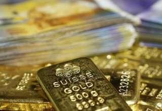 قیمت طلا افزایش یافت/تنش های تجاری آمریکا و چین بر قیمت طلا فشار می آورد