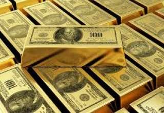 کاهش ارزش دلار در برابر ین ژاپن قیمت طلا را افزایش داد