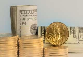 قیمت طلا تحت تاثیر 2 عامل مهم با کاهش روبرو شد