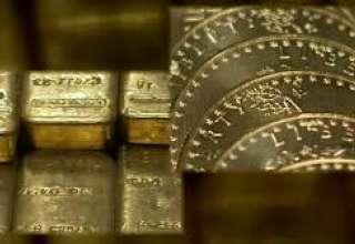 پیش بینی موسسه آر بی سی کاپیتال از روند قیمت جهانی طلا