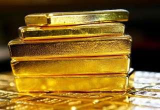قیمت طلا نزدیک به پایین ترین سطح در یک ماه اخیر رسید