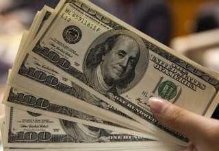 قیمت خرید دلار در بانکها ۱۳۹۷/۰۸/۲۲