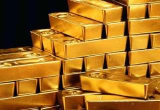 رشد یک درصدی قیمت جهانی طلا در پایان مبادلات هفته گذشته