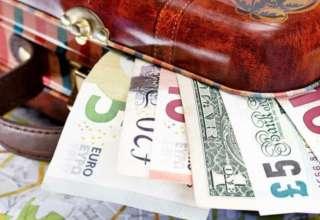 قیمت ارز مسافرتی امروز ۱۳۹۷/۰۸/۳۰