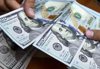 شیب صعودی دلار در بازارهای جهانی
