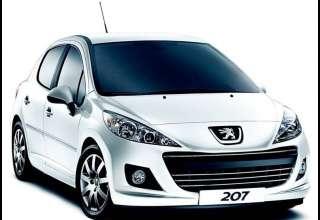 پژو۲۰۷ دندهای ۲ میلیون گران شد+ لیست قیمت خودرو
