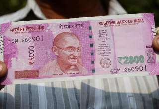 روپیه هند ۱۰ درصد ارزش خود از ابتدای ۲۰۱۸ را از دست داد