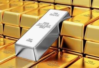 بهای جهانی طلا به کمتر از 1280 دلار رسید