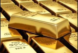 قیمت جهانی طلا امروز ۱۳۹۷۱۱۰۳