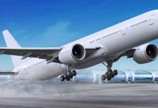 قیمت بلیت هواپیما برای تعطیلات ۲۲ بهمن میلیونی شد