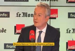 وزیر اقتصاد فرانسه: میخواهیم با ایران تجارت کنیم، حتی اگر واشنگتن مخالف باشد
